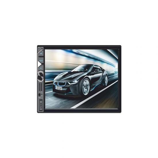 Rose DC 6600 7 inch Navigasyonlu Double DIN Mp3 MPEG4 MEDIA PLAYER