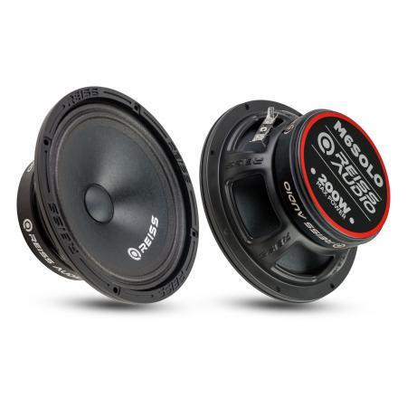 REISS AUDIO RS-M6SOLO 16CM 100RMS MID TAKIMI