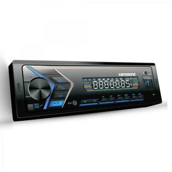 Kamosonic KS-MX630 Oto Teyp Bt/Usb/Sd/Fm/Aux 4X50W
